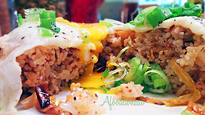 KimChi Fried Rice 2