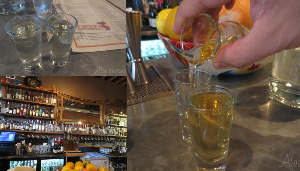 Portland D3 - Kachka Booze