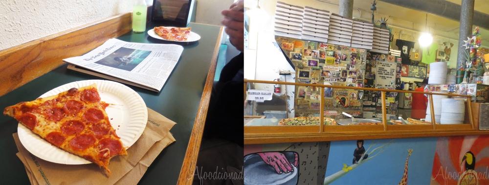 Portland D3 - Pizza