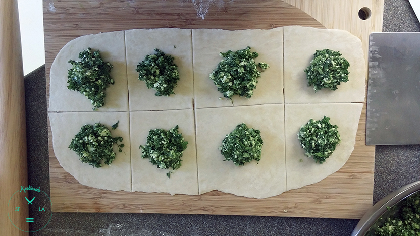 SpinachPies 1